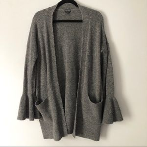 Grey Sweaters Monaco Belle Club Sleeve Monaco Tykina Club Cardigan 5HYTqxp